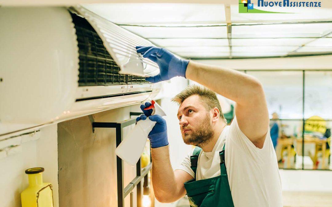 Certificazione sanificazione climatizzatori: è fondamentale richiederla al tecnico!
