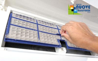 Quando e come pulire i filtri del climatizzatore?