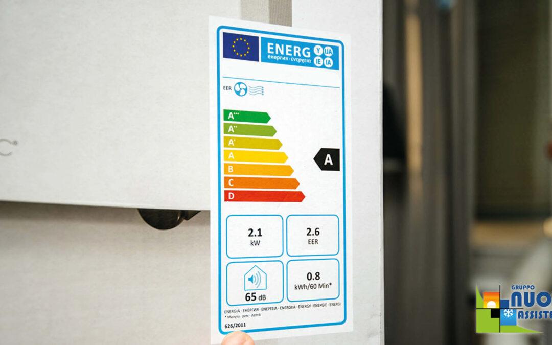 Quanto consuma un condizionatore? impariamo a leggere le etichette energetiche