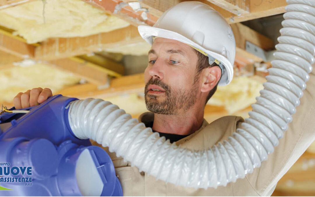 Tutto ciò che c'è da sapere sulla Ventilazione meccanica controllata