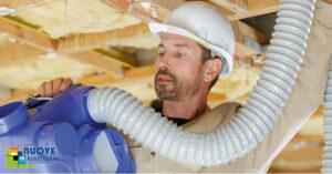 installazione ventilazione meccanica controllata