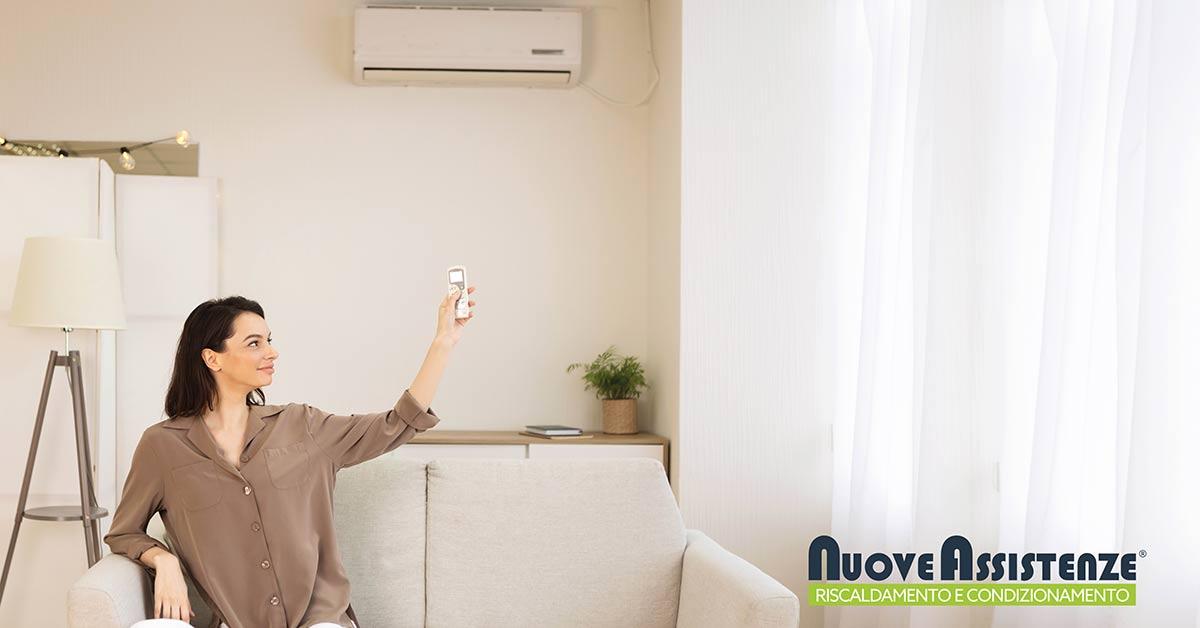 aria condizionata fa male?