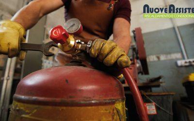 Gas R32: caratteristiche e normativa vigente