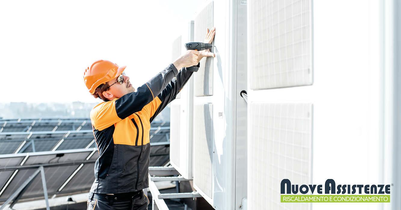 installazione climatizzatore condominio